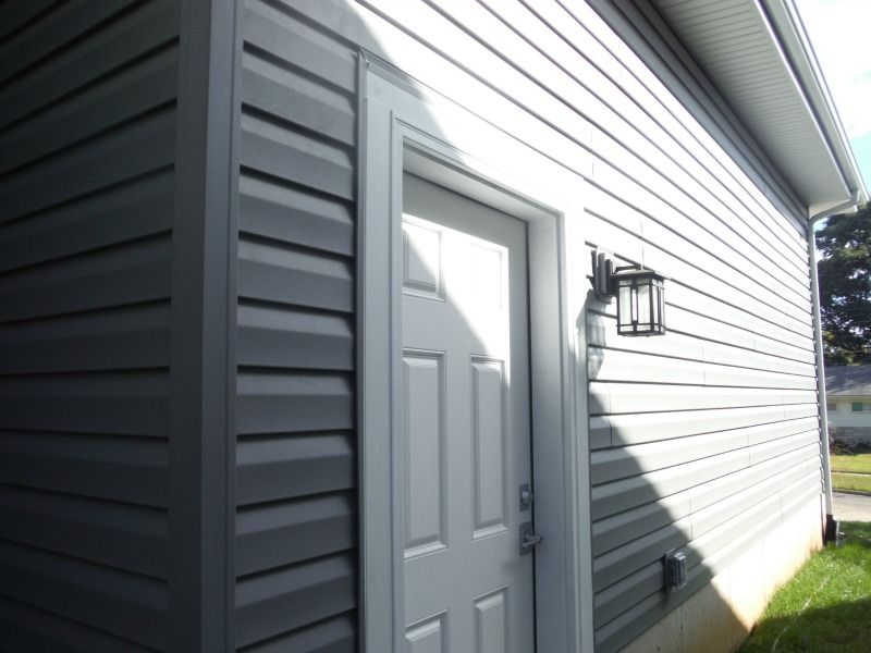 View Of The Certainteed Vinyl Trim And Siding House Siding Vinyl Siding Siding