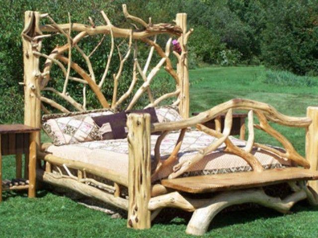 Adirondack trading post for custom adirondack furniture - Adirondack style bedroom furniture ...
