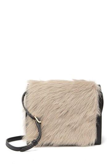 FLYNN | Phoebe Genuine Lamb Fur Crossbody #nordstromrack