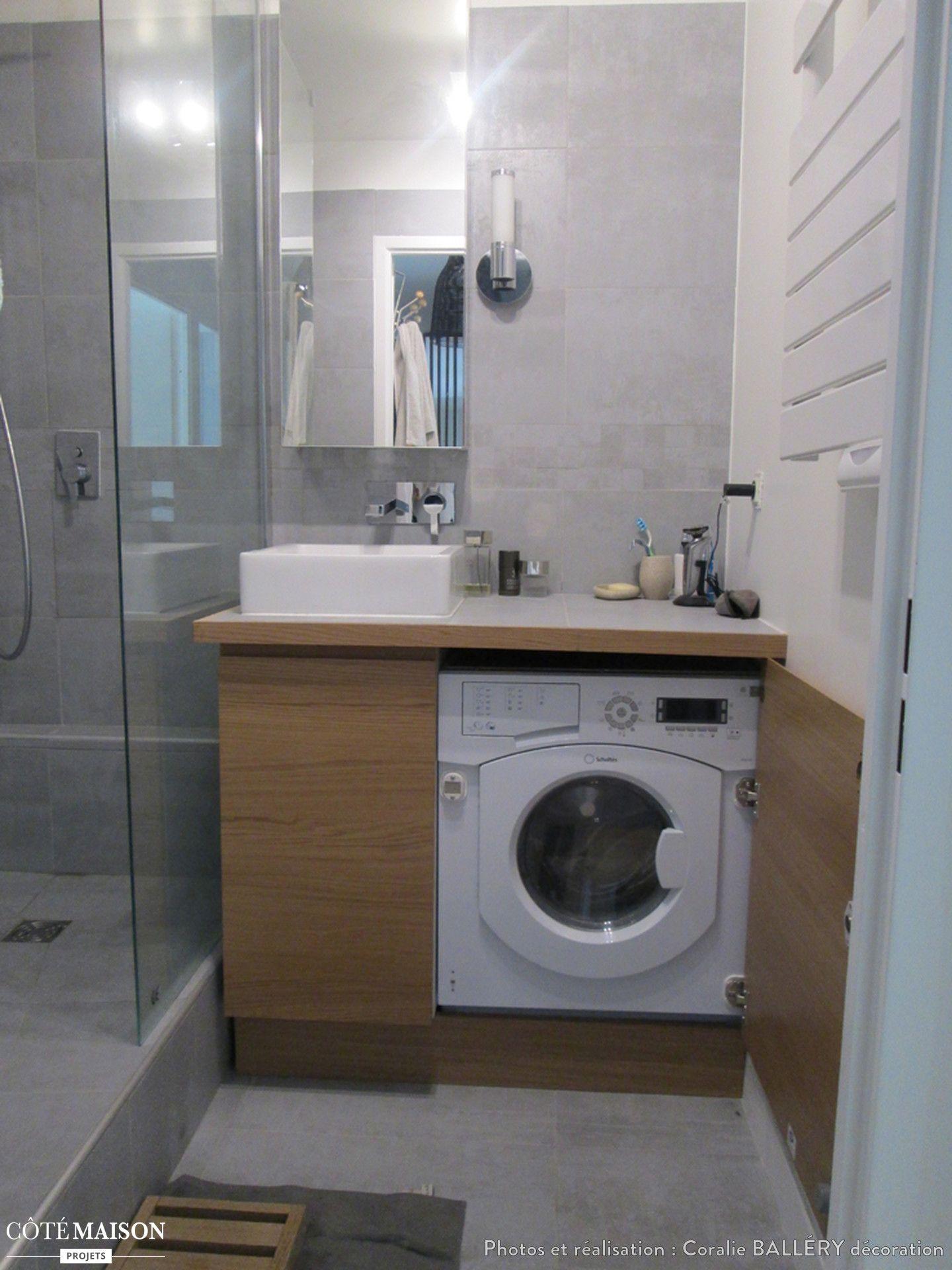 r novation d 39 une petite salle de bains paris coralie ball ry d corateur d 39 int rieur id e. Black Bedroom Furniture Sets. Home Design Ideas