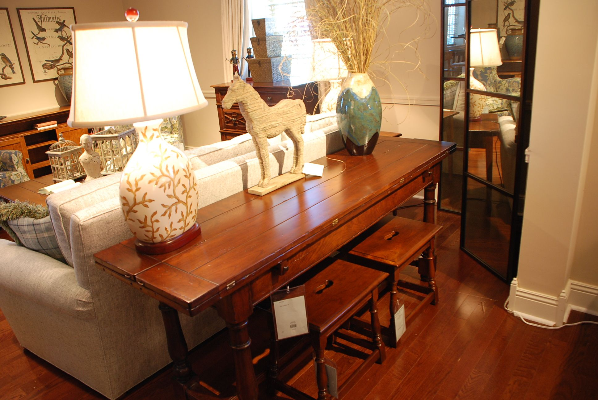 Such a gorgeous look!  Practical and functional too!  #HPMKT #InteriorDesign #QualityMatters
