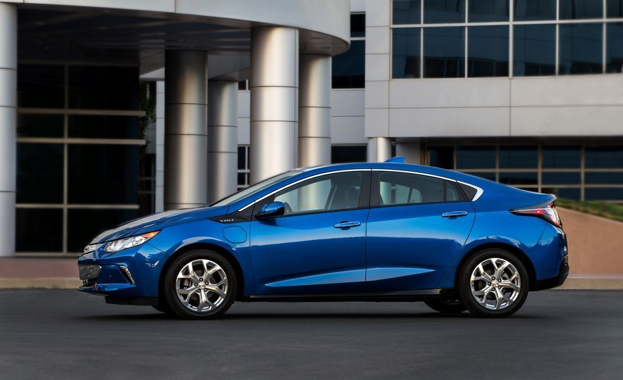 An In Depth Look At The 2019 Chevrolet Volt Chevrolet Volt