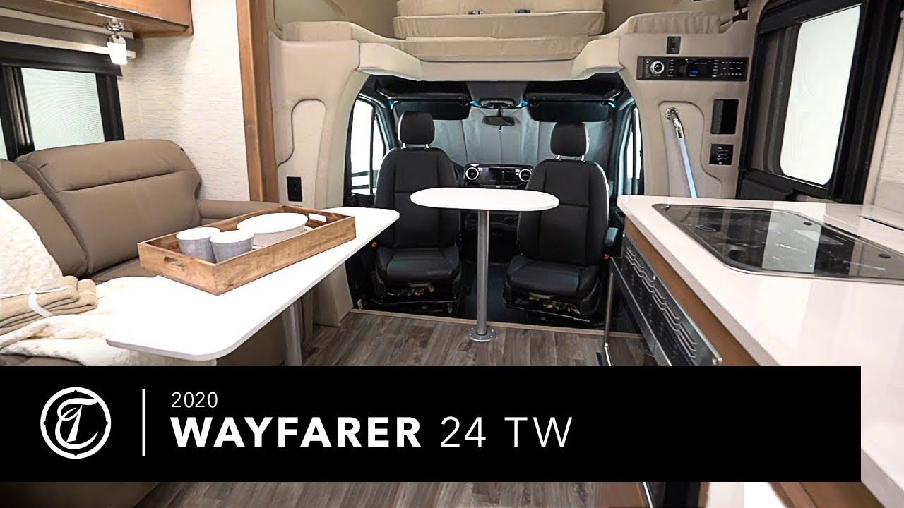 2020 Tiffin Wayfarer 24 Tw Youtube Tiffin Wayfarer Tiffin