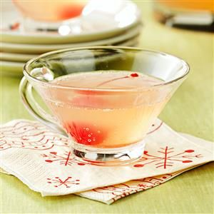 All-Occasion Punch #alcoholpunchrecipes