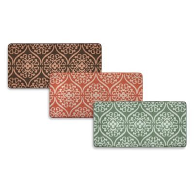 37 99 Buy Plush Step Anti Fatigue Kitchen Mat From Bed Bath