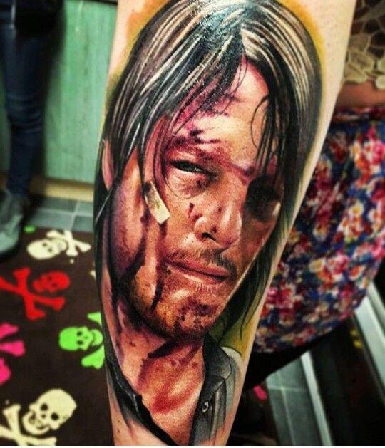Daryl dixon tat