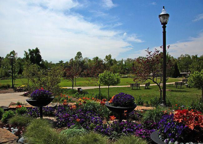 Botanical Garden Fayetteville in 2020 | Botanical gardens ...