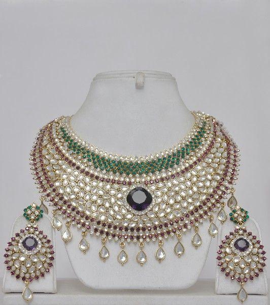 Indian Wedding Jewelry Set Wedding Day Jewellery Pinterest