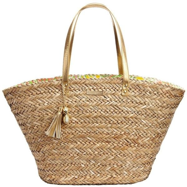 Lilly Pulitzer for Target Women's Straw Tote Bag (2,025 INR ...