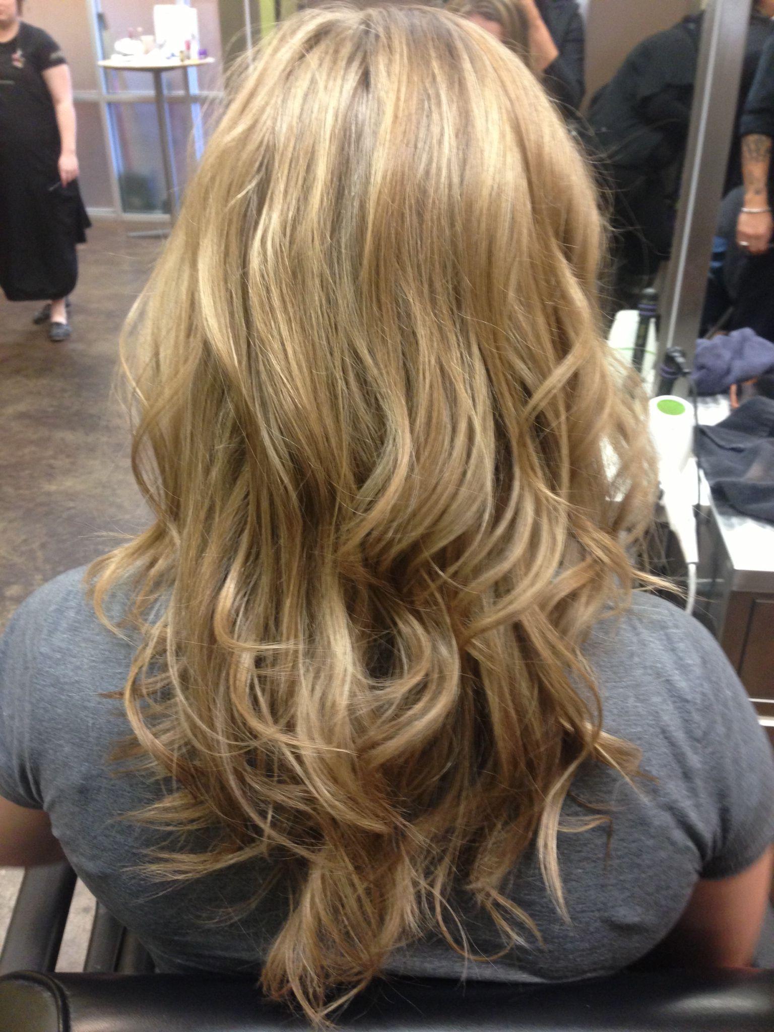 Highlights On Dirty Blonde Lovely Locks Hair Styles
