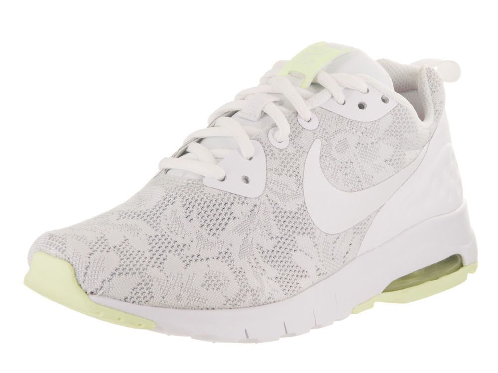 9eb6381d884b72 Nike Women s Air Max Motion Lw Eng White White Barely Volt Running Shoe 8  Women  Nike  RunningCrossTraining