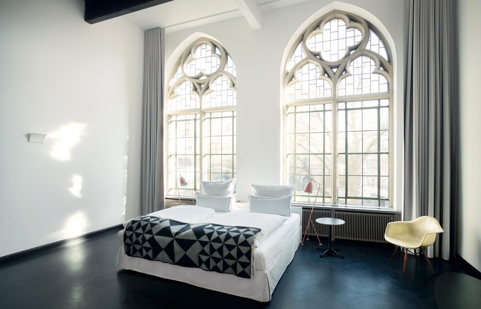 This Hotel Blends Neo Gothic Architecture With Modern Design Beautifully One Of Germanys Coolest Spots