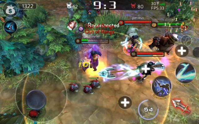 Ace of Arenas is a Mobile MOBA [multiplayer online battle arena] Game for  Android and iOS, and is completely Free-to-play [F2P]