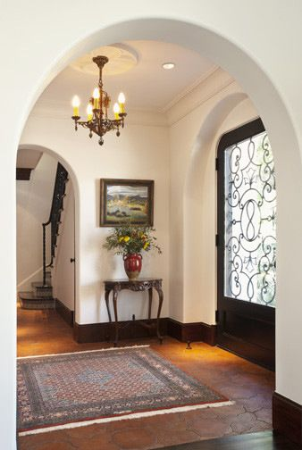 Spanish Colonial Remodel Hacienda Chic Interior Design