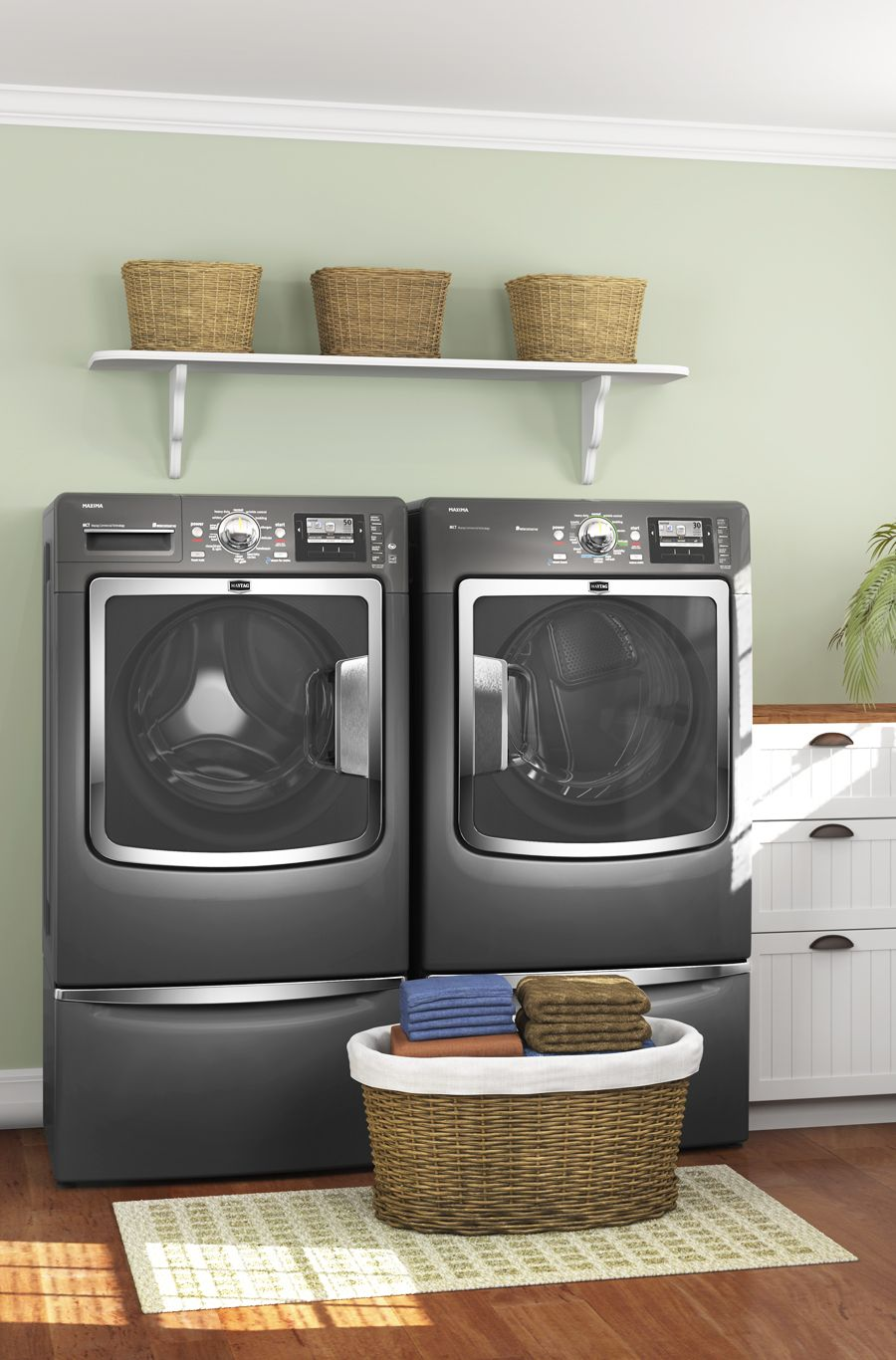 May is Maytag month at Abt, and your chance to save big on
