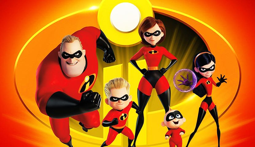 the incredibles 2 full movie free 123
