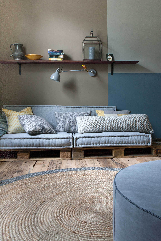 Blue-tiful interiors | PLANETE DECO a homes world