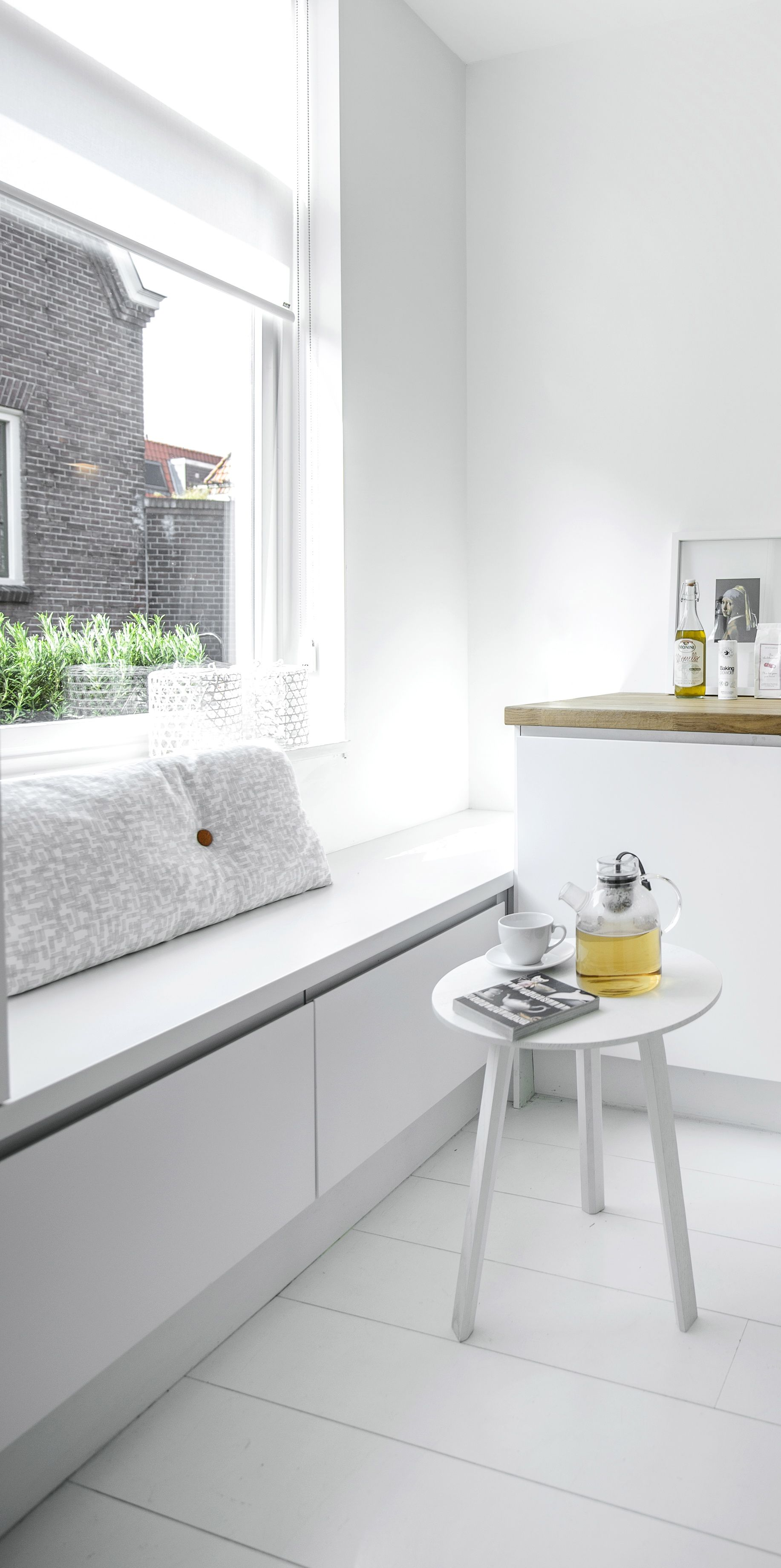 Via NordicDays.nl | Nu interieur ontwerp | White | HAY Bella | Home ...