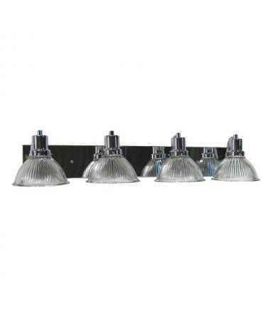 Lighting 103690 Ch Four Light Bath Wall