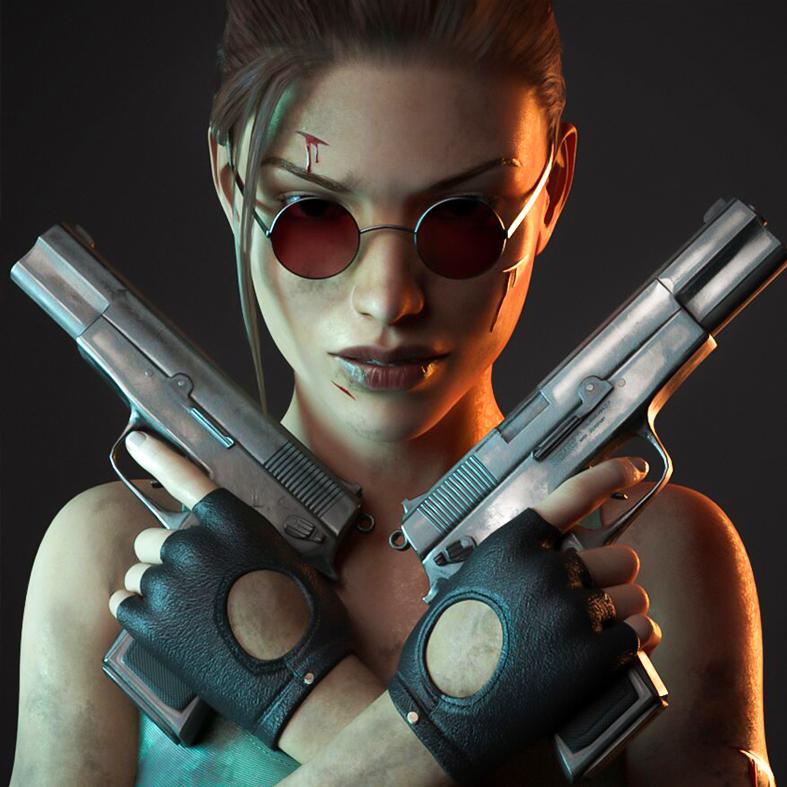 20 Years of Tomb Raider: Starring Lara Croft | Shacknews