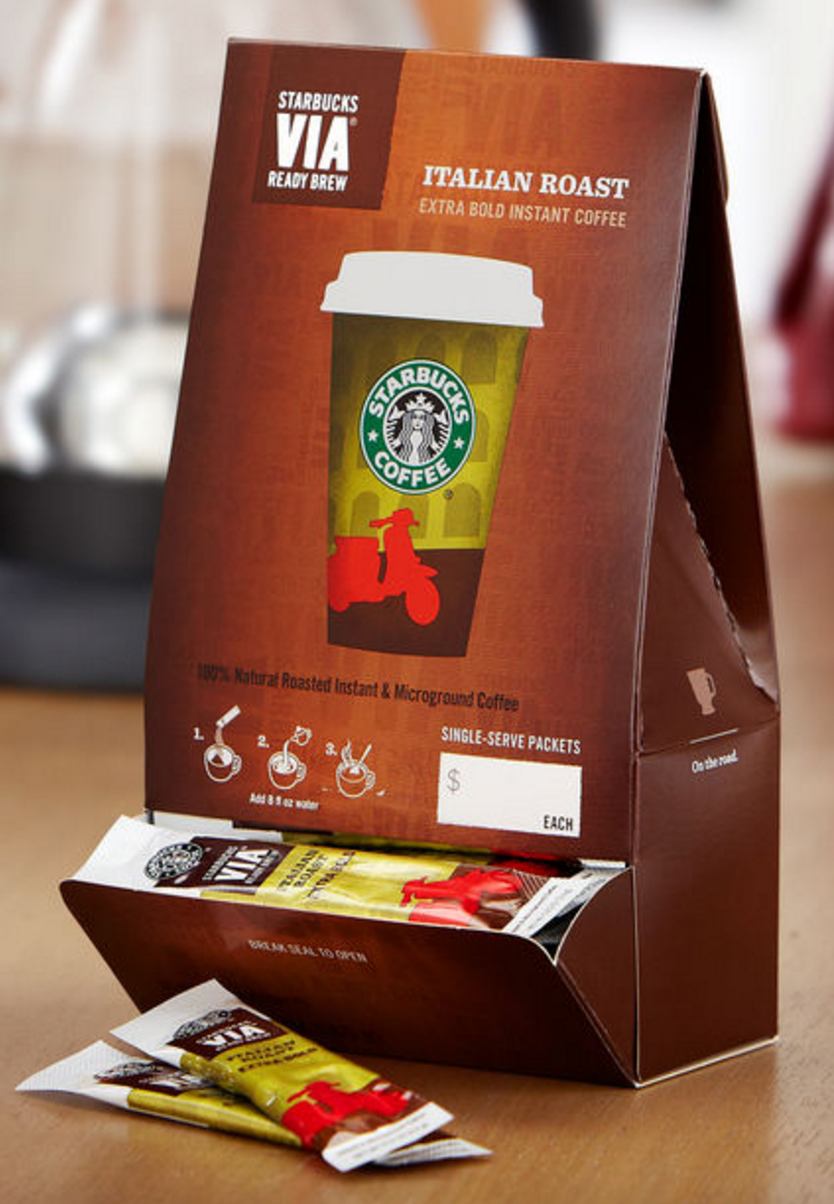 Starbucks VIA® Ready Brew Italian Roast