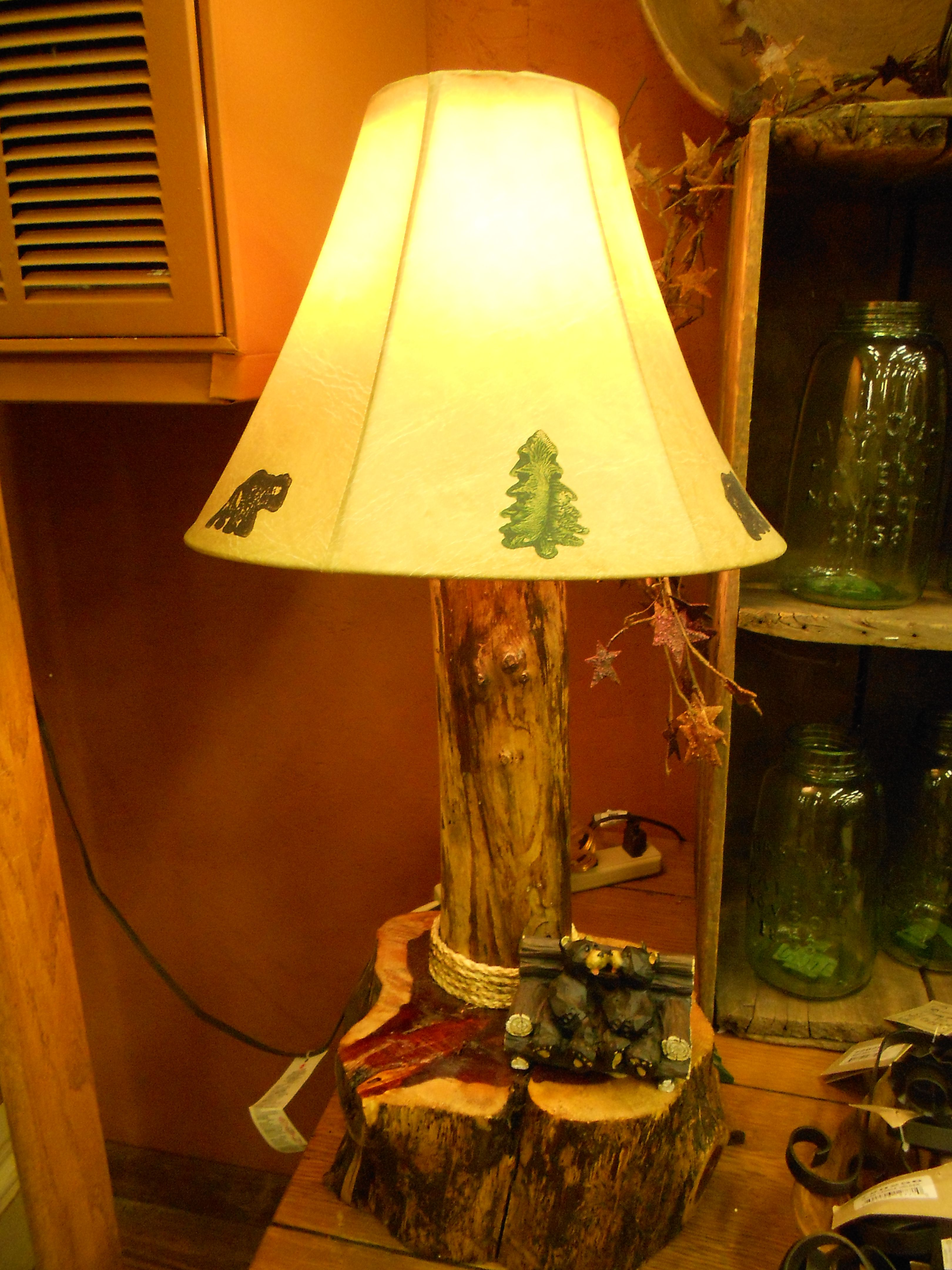 Locally Made Lamps Lamp Table Lamp Decor