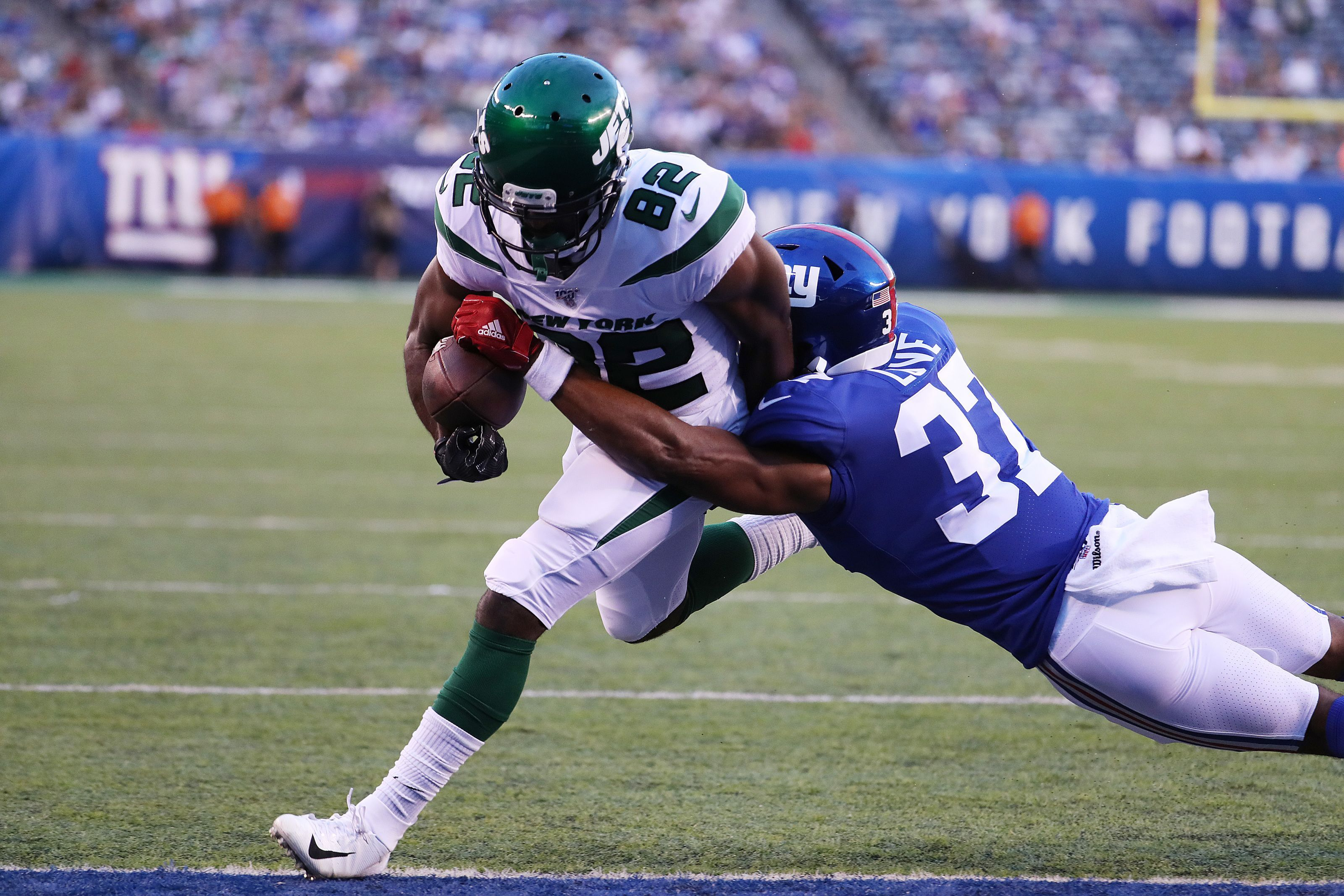 New York Giants Football Grow To Love Your New Free Safety National Football League News New York Giants Football Nfl News Giants Football