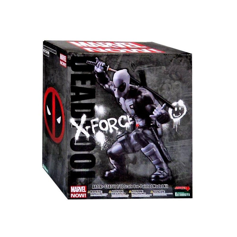 ARTFX STATUE BY KOTOBUKIYA DEADPOOL X-FORCE MARVEL NOW