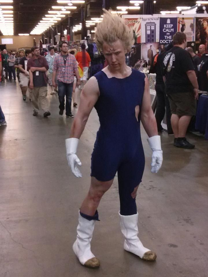 f7a66580dd33a Majin Vegeta Amazing Cosplay, Best Cosplay, Male Cosplay, Cosplay Anime, Top  Cosplay