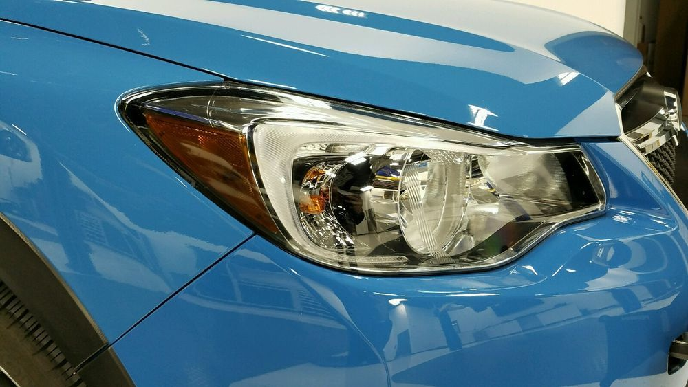 20132016 Subaru Crosstrek Headlight Sidemarker Overlays