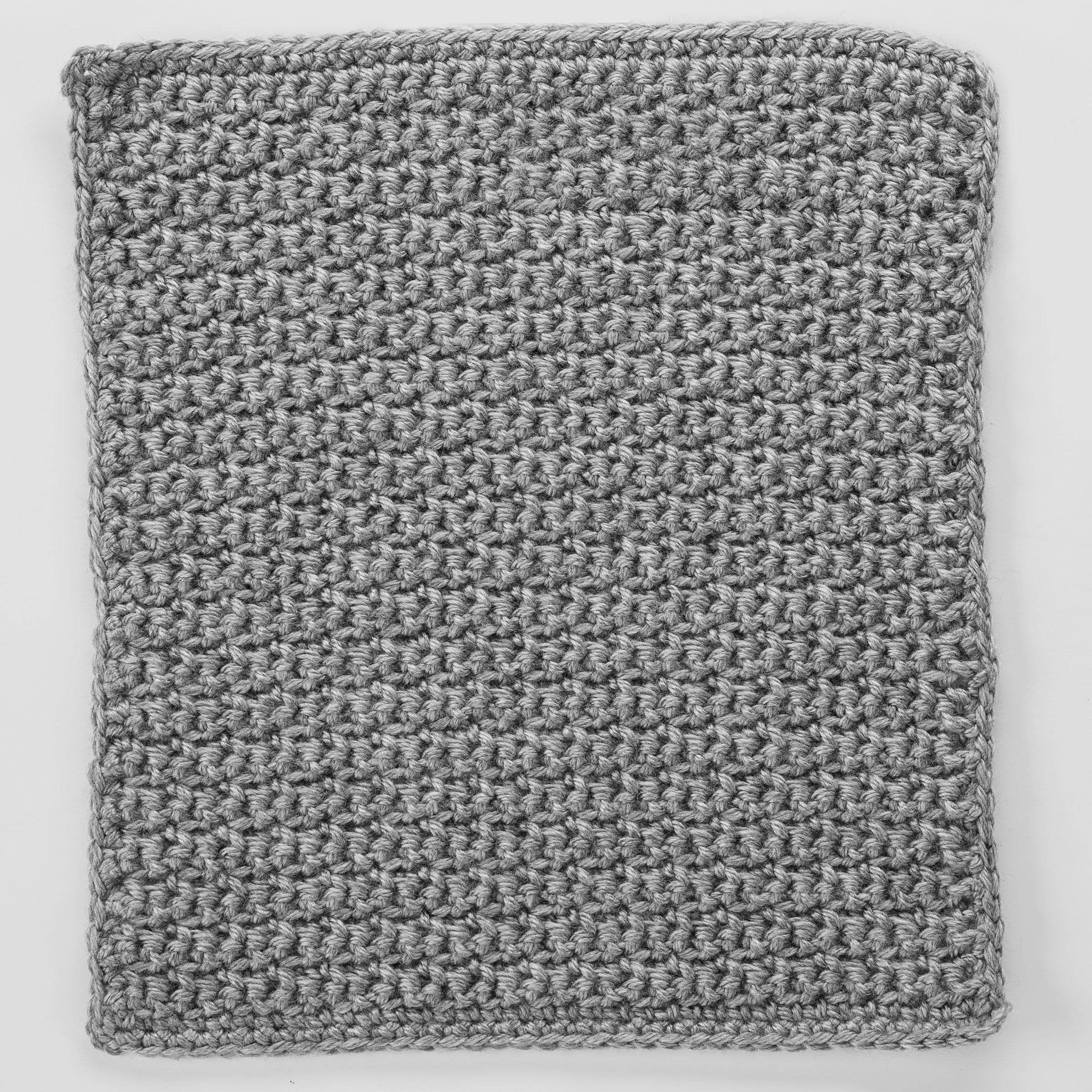 Back Loop & Front Loop Square for Checkerboard Textures Throw ...