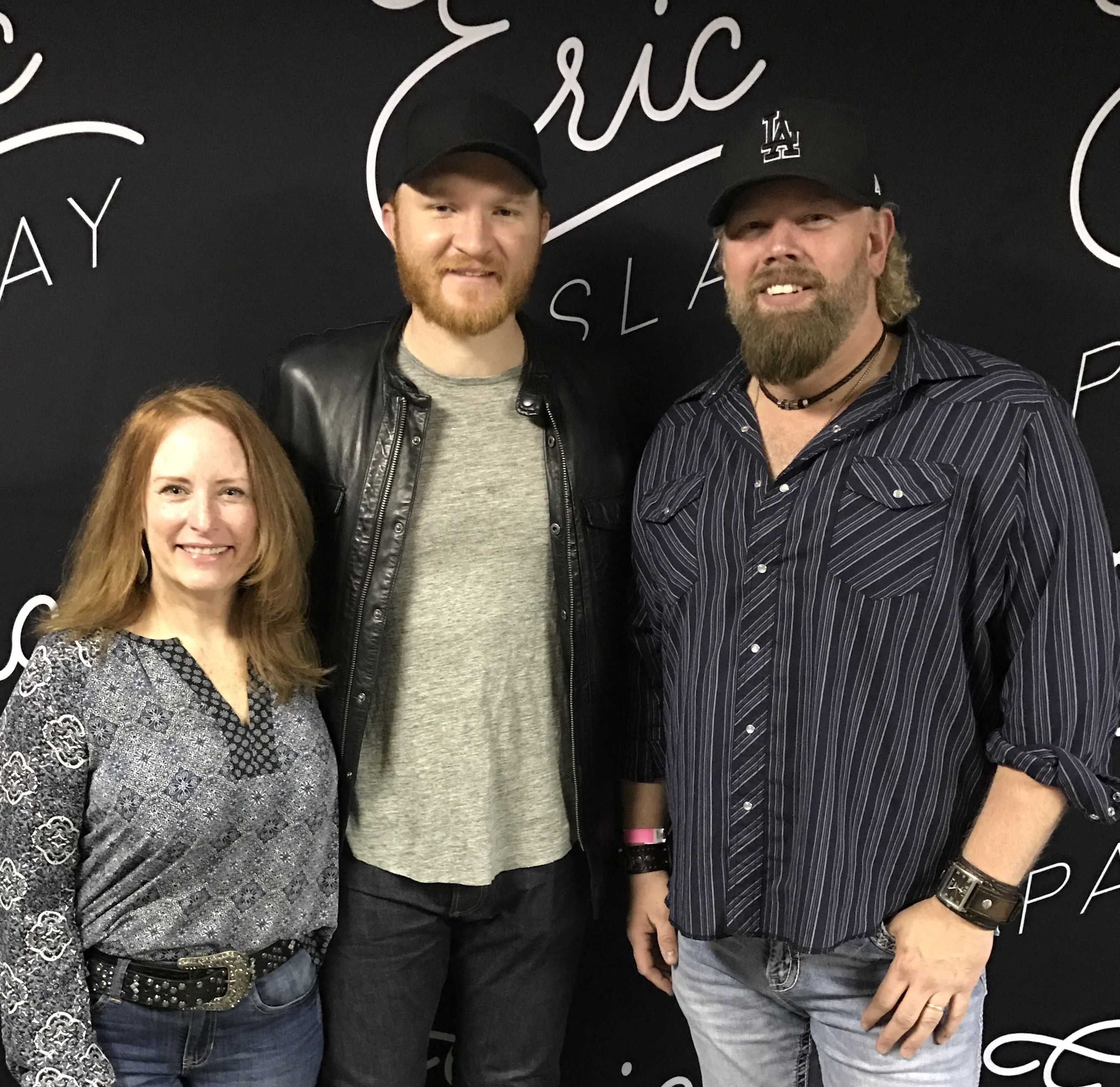 Eric Paslay Country Music Celebrities Eric