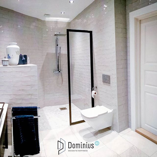 Designed to see clearly. #Dominiusas # glass door # steel do…