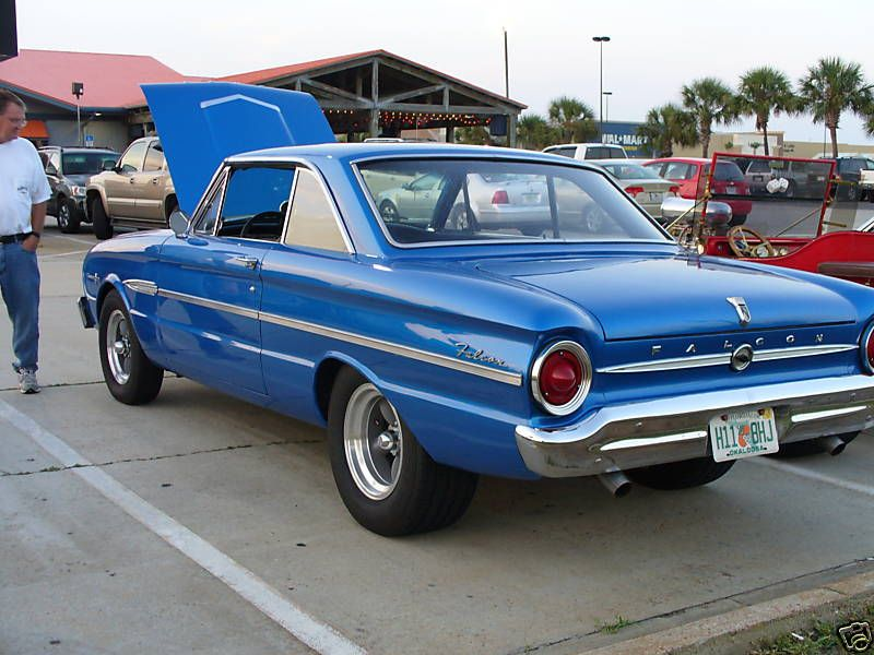 63 Falcon Sprint Hardtop Clone Ford Falcon Classic Cars Muscle Muscle Cars