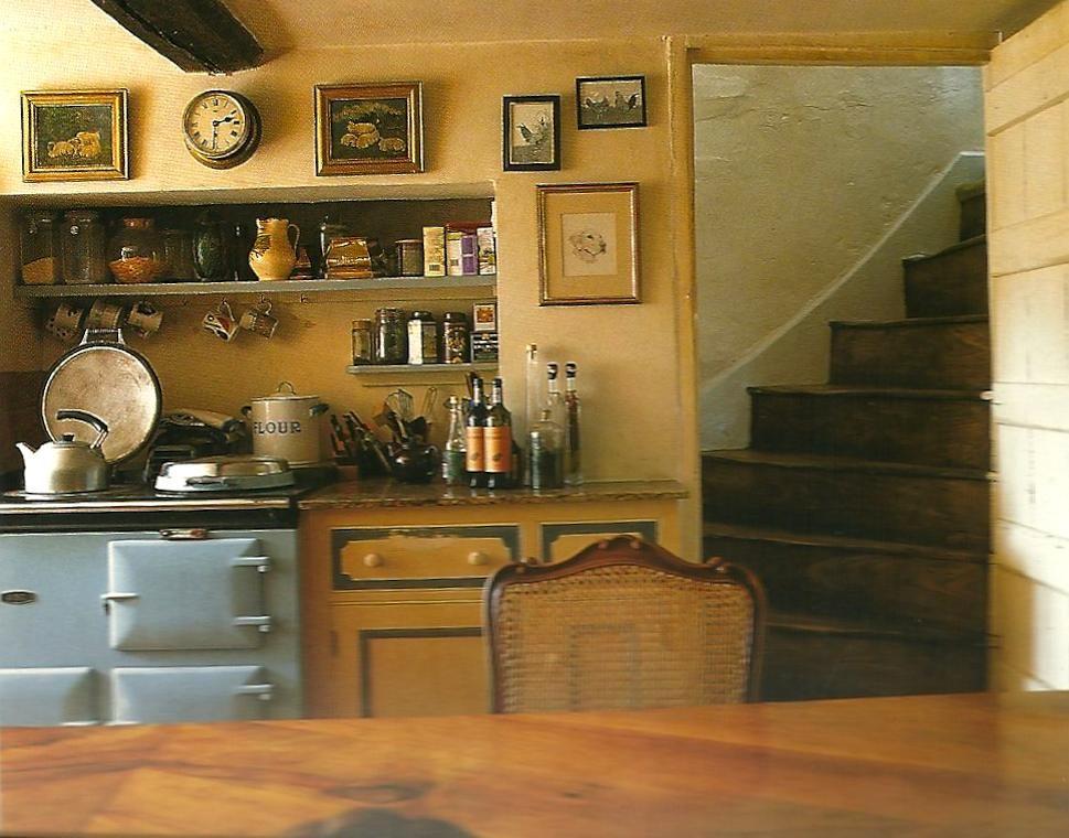 Kitchens I Have Loved/ aga stove