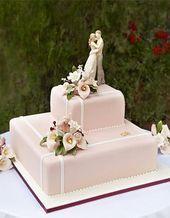 Hochzeitstorte Calla Lily – Bild+  Hochzeitstorte Calla Lily – #Calla #Hochzeits…
