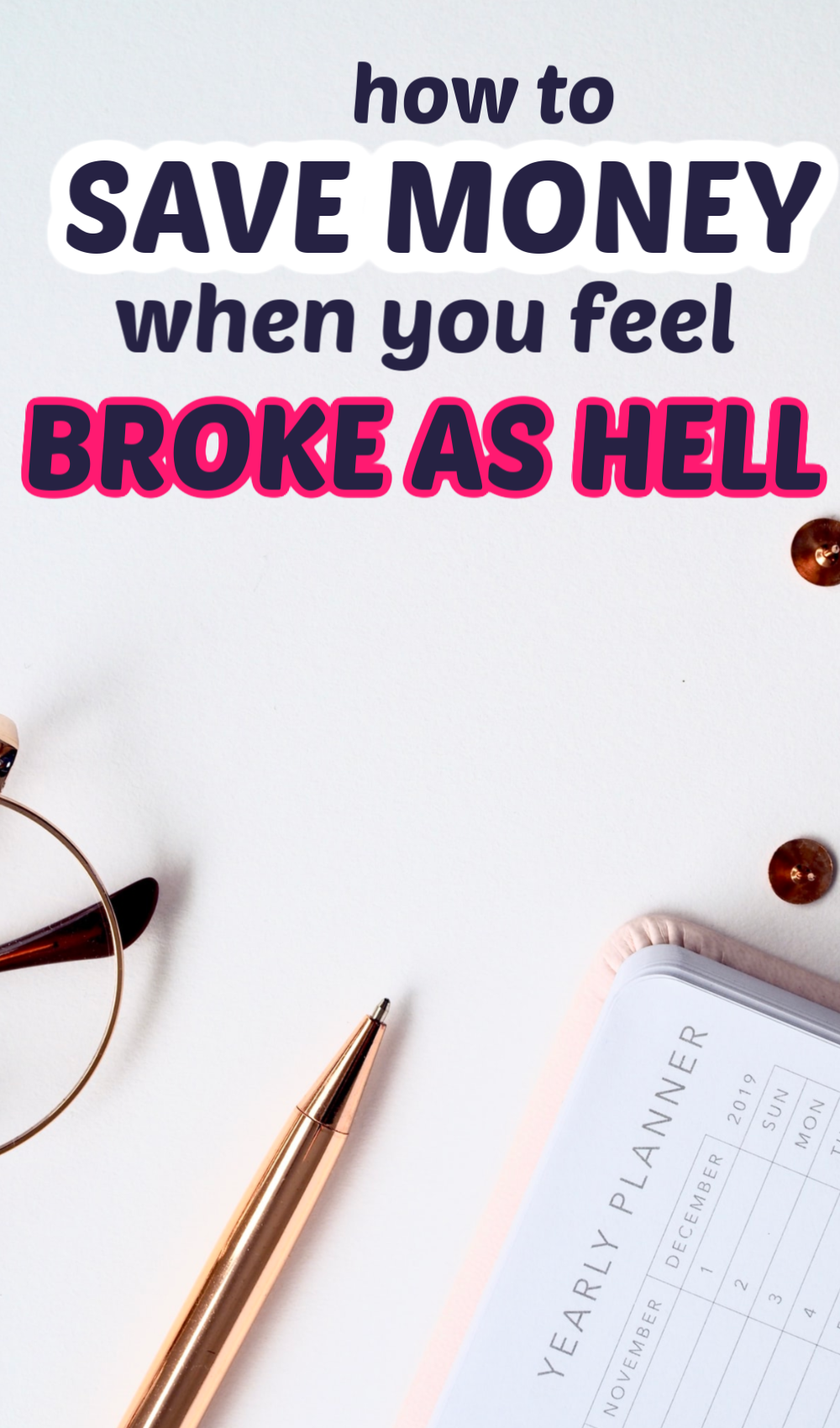 How To Save Money When You Feel Broke Taytalksmoney Money Lifestyle And Productivity Money Life Hacks Feeling Broken How Are You Feeling