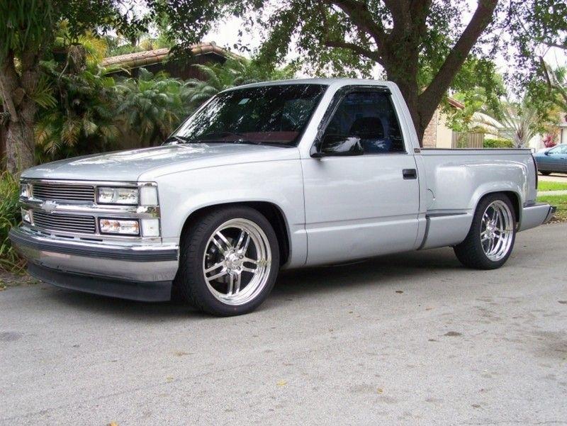 20s On A 5 7 Drop Performancetrucks Net Forums Gmc Trucks Dropped Trucks Chevy Trucks