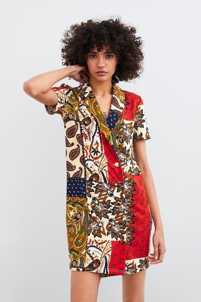 8bc93c14b5 Crossed dress in 2019   Products   Dresses, Crossdressers, Zara dresses