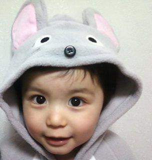 Korean Kid's Fashion. Mouse Pajamas.