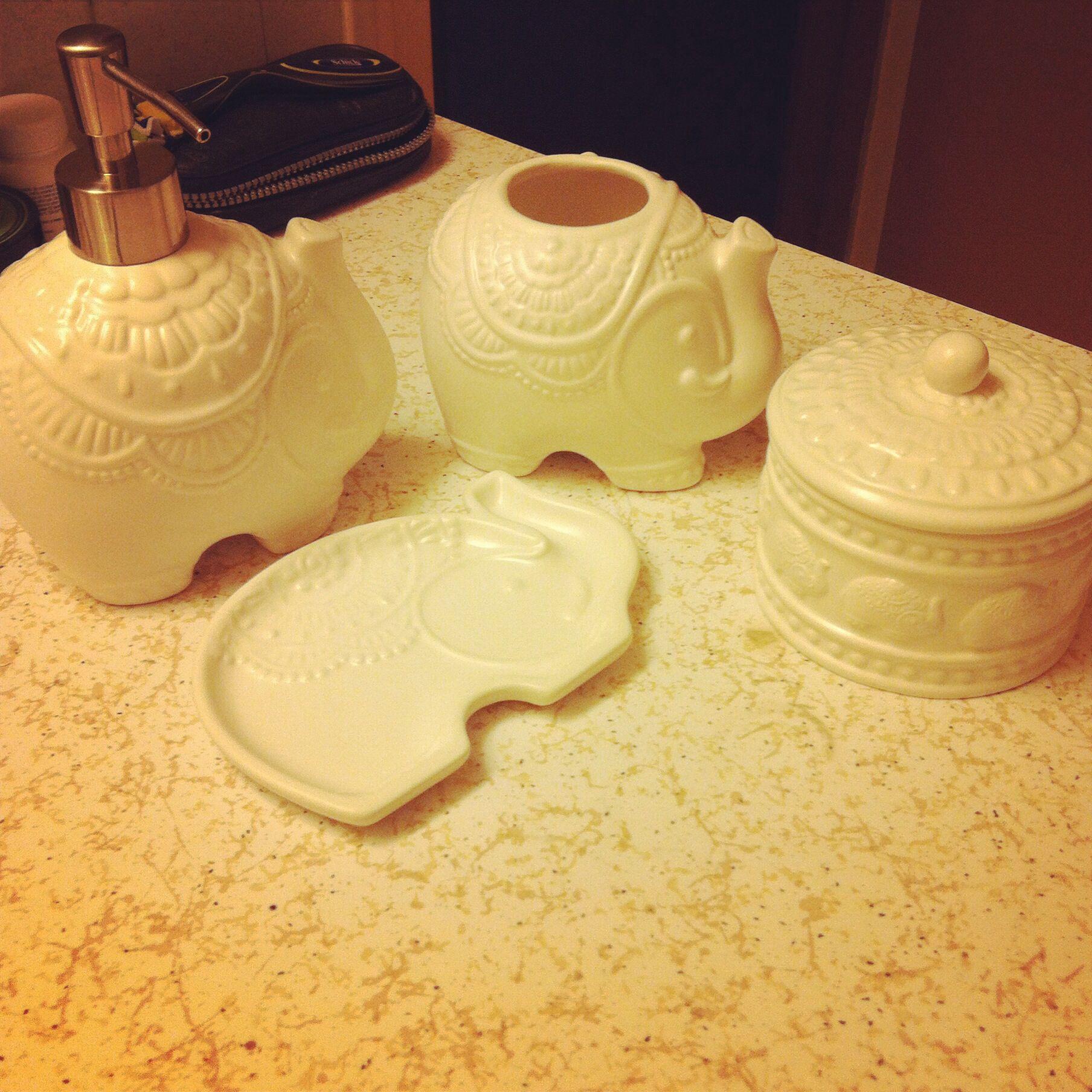 Cynthia Rowley Bathroom Accessories Elephant Bathroom Decor Bathroom Decor Owl Bathroom Decor