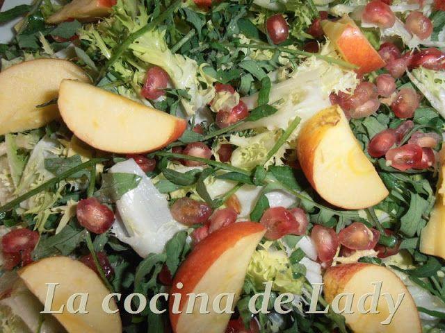 La Cocina de Lady: Ensaladas