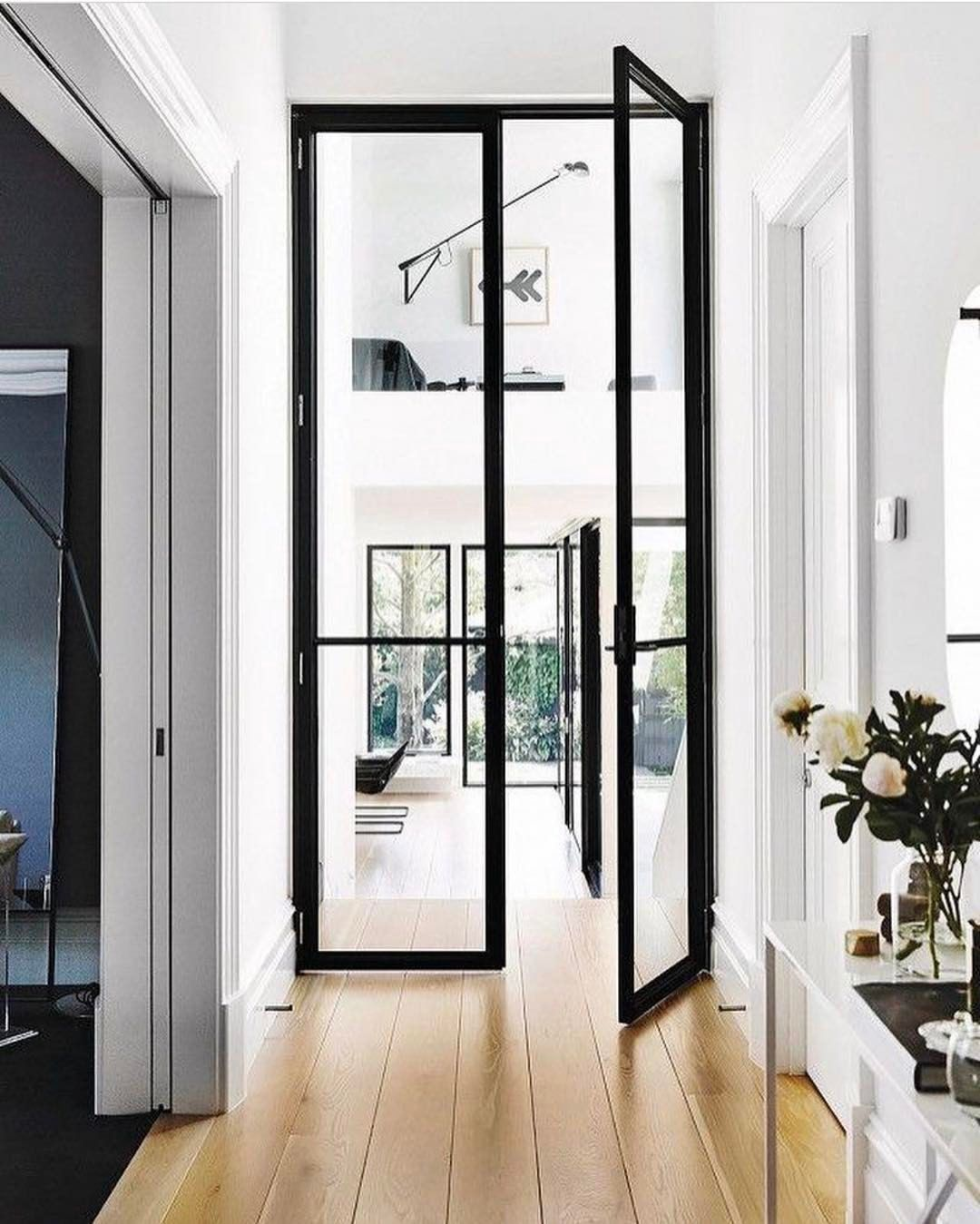 House design with sliding window   likes  comments  dotpop interiors  eve gunson