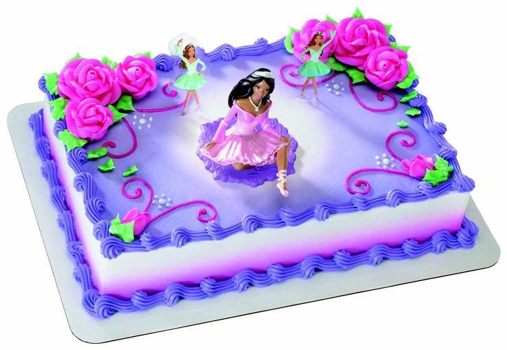 publix barbie doll cake