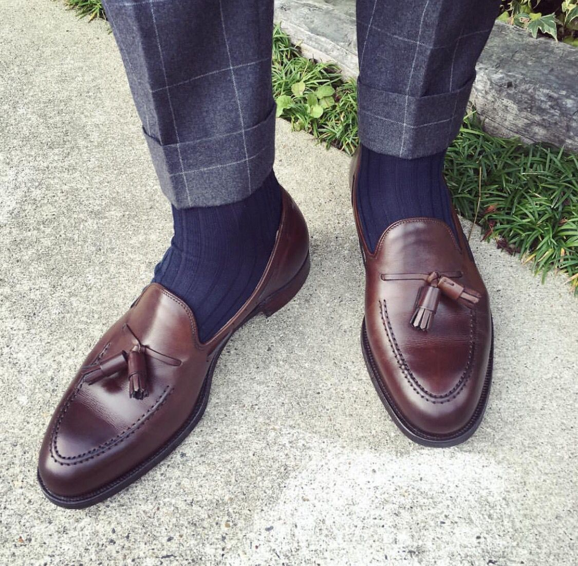 d5ccf34a97f5 Brown tassel Loafers   Gentleman s clothes   Pinterest ...