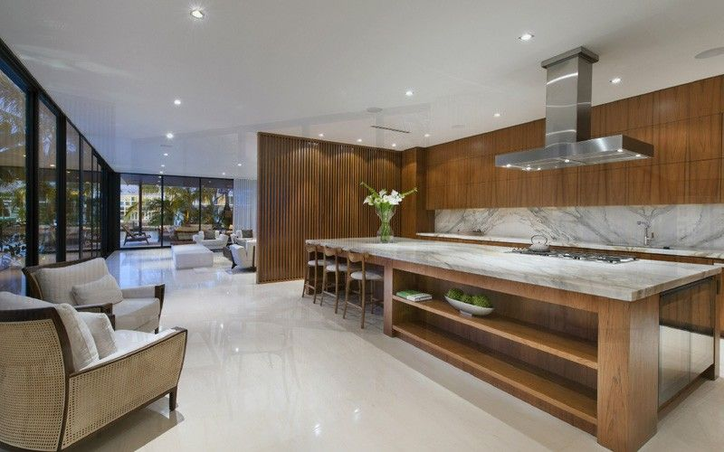 House In Miami Beach By Bosch Construction | Modern Kitchen ... on chicago fire house, the originals house, john deere house,