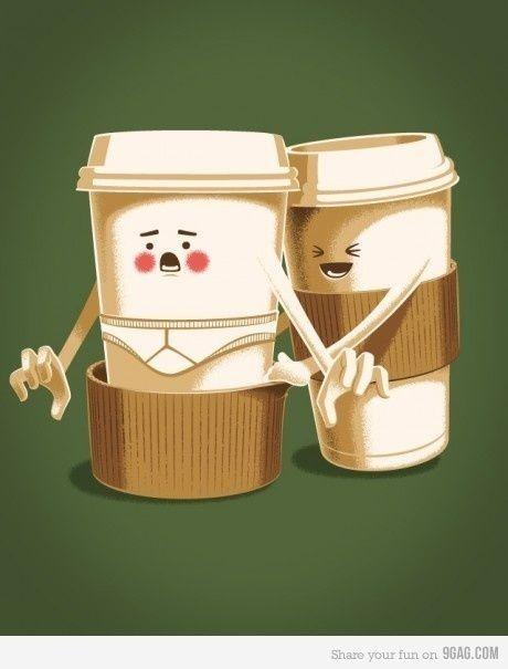 Funny coffee by amyguzman