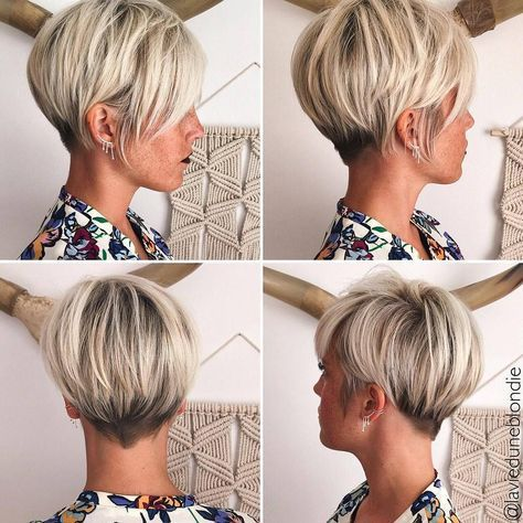 10 Latest Pixie Haircut for Women 2020 - Short Hai