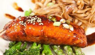 Resep salmon teriyaki #salmonteriyaki Resep salmon teriyaki #salmonteriyaki