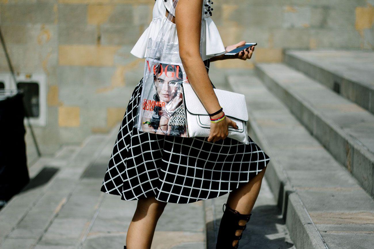 Black skirt   Galería de fotos 41 de 69   VOGUE